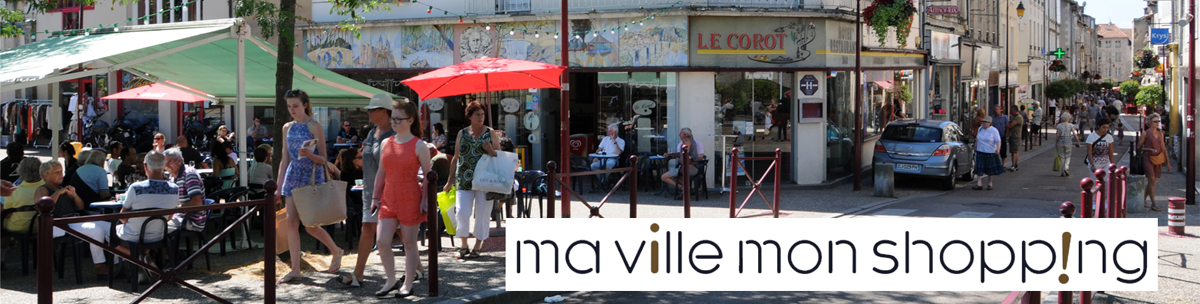 Ma ville mon shopping – Saint-Junien